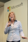 Ulrike Gunning, Microsoft